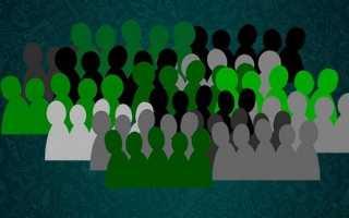 Максимальное количество участников чата в Ватсапе