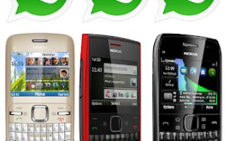 Можно ли установить Ватсап на кнопочный телефон