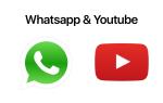 Как поделиться видео с Ютуба в Ватсап