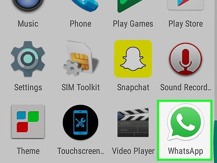 Как выйти из мессенджера WhatsApp