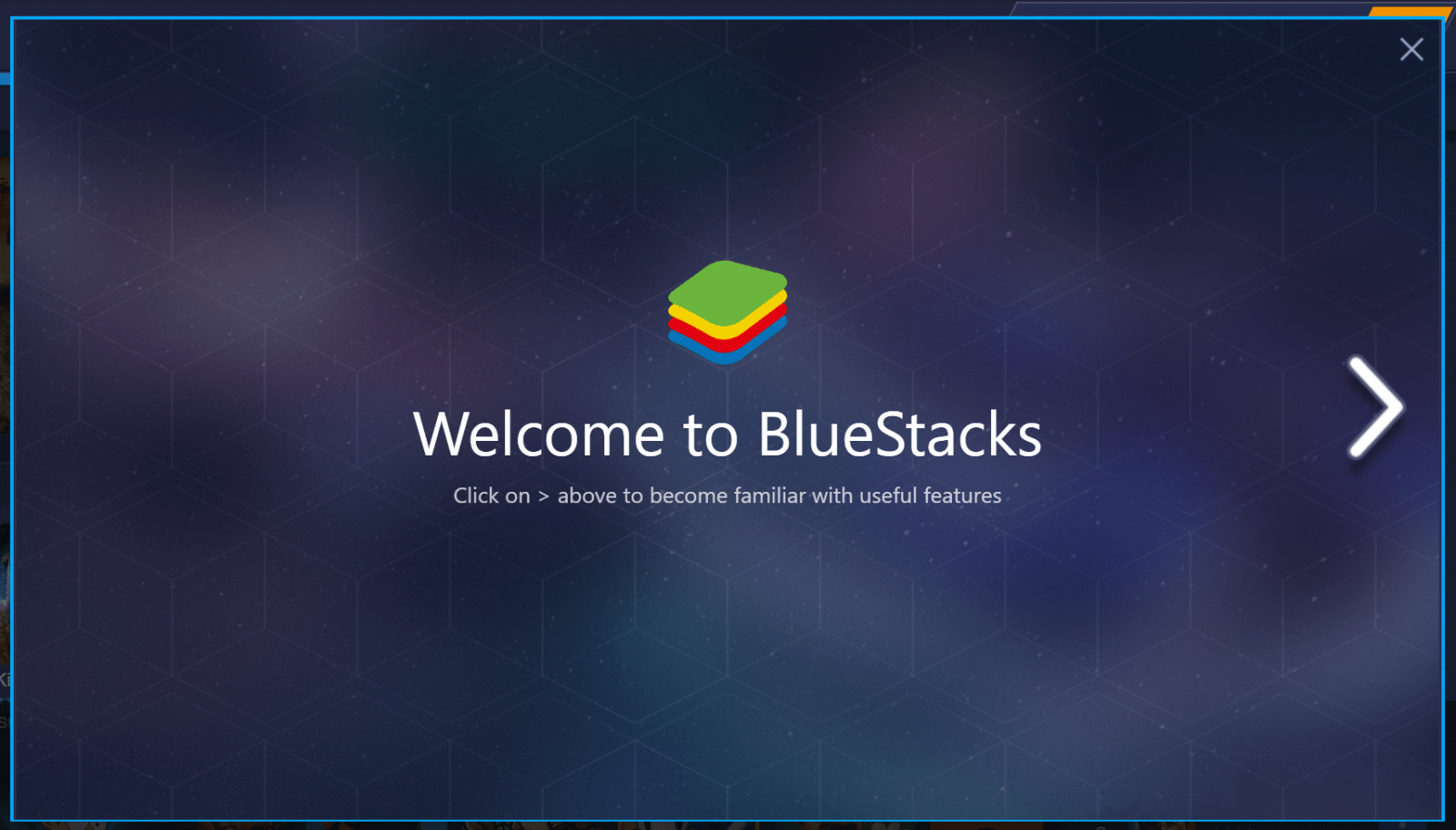 Утилита BlueStacks