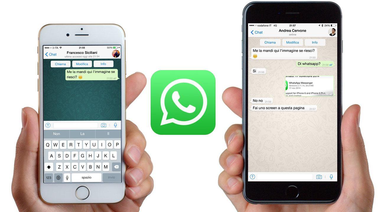 Сбой WhatsApp