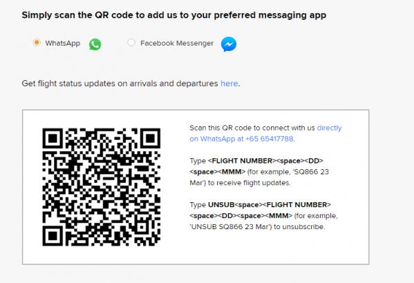 Whatsapp business api как подписать