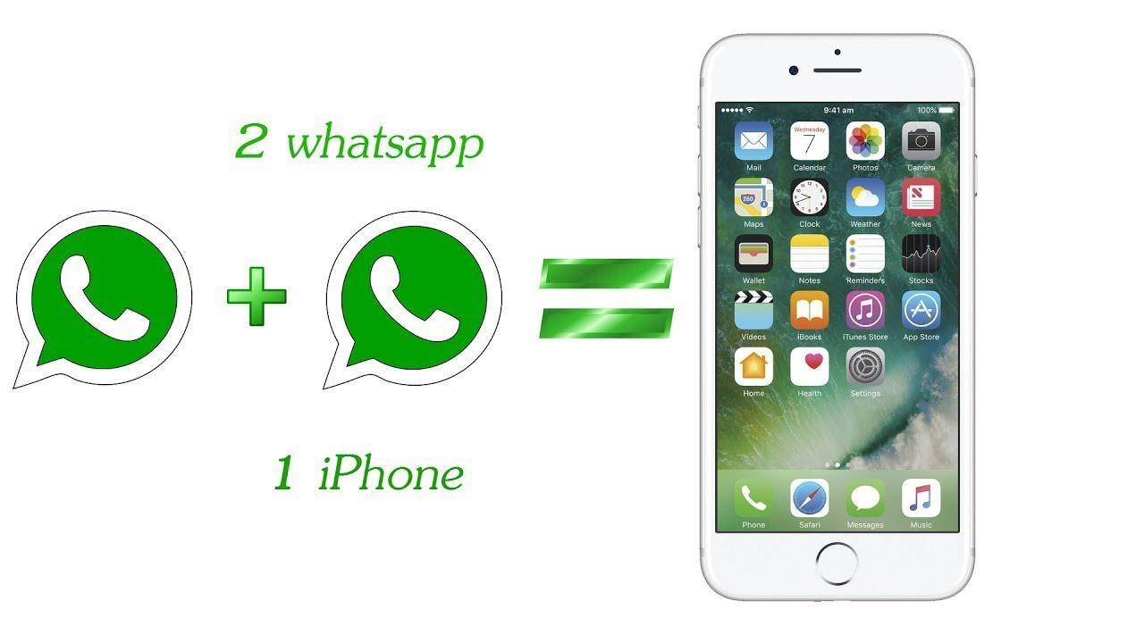 Два аккаунта на iPhone