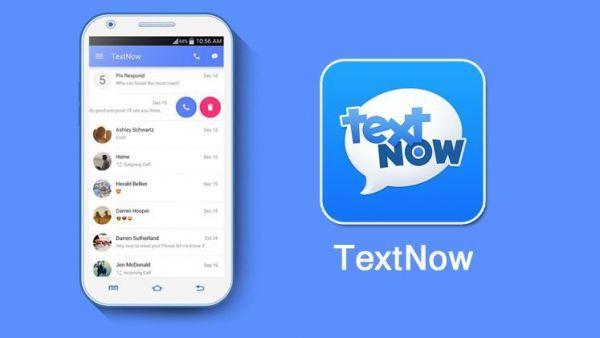 Приложение TextNow