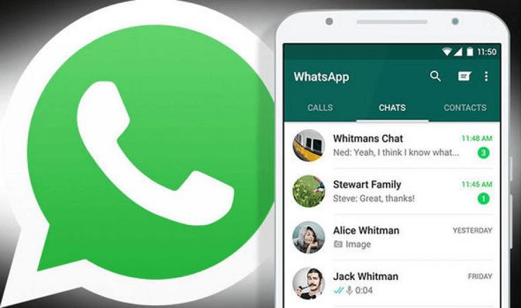 WhatsApp чаты
