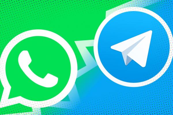 Ватсап и телеграмм