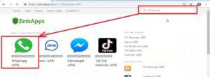 Где скачать Apk-файл для установки WhatsApp