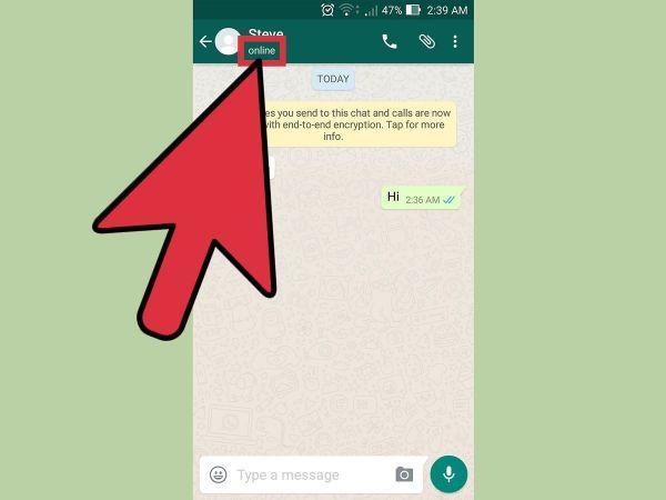 контакт онлайн Whatsapp