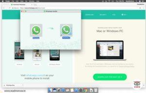 Как установить WhatsApp на Mac OS