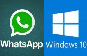 Установка WhatsApp на Windows 10