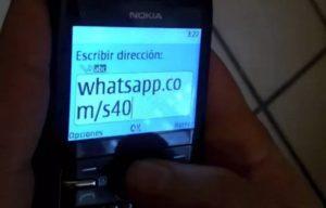 Как найти и скачать whatsapp для nokia 206