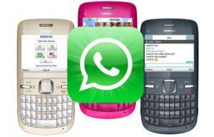 Можно ли установить whatsapp на nokia 206